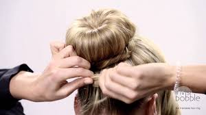 hair ring invisibobble hair styling grand dame