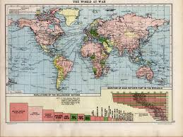 World At War Maps by Map The World At War1920 U2013 Stand Back Conservative Judicial