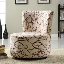 Round Accent Chair Living Room Interesting Swivel Chair Living Room Ideas Swivel