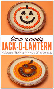 grow a candy jack o lantern halloween steam activity for kids