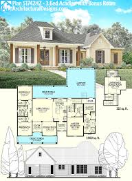 Bungalow House With 3 Bedrooms by Bungalow House Plans Blue River 30 789 Associated Designs Lovely