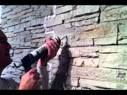 steinwand wohnzimmer montage 2 spainstyle montage der paneele wmv