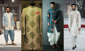wedding collection for mens indian groom wedding wear trends for 2018 g3fashion