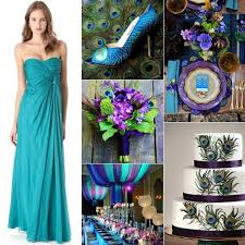 peacock wedding theme peacock wedding inspiration by linentablecloth