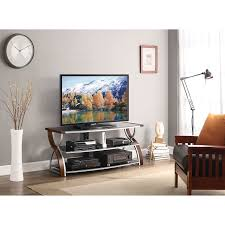 50 inch tv stand with mount furniture classy design of whalen flat panel tv console for home