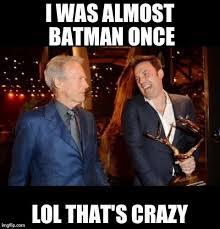 Affleck Batman Meme - best ben affleck is batman meme i ve seen yet batman