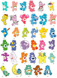 21 care bears images care bears pink acrylics