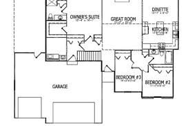 ranch floor plans with split bedrooms ingenious ideas split bedroom floor plans 15 open ranch with