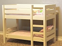 18 Inch Doll Bunk Bed Doll Bunk Bed For 18 Inch Dolls Ideas Wevhat Oversized Wooden With