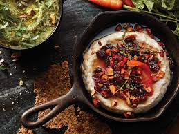 cranberry almond baked brie recipe chatelaine
