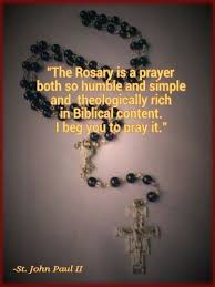 day 28 the 54 day rosary novena the glorious mysteries