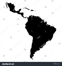 Blank Map Latin America by Latin America Printable Blank Map South America Brazil Outline