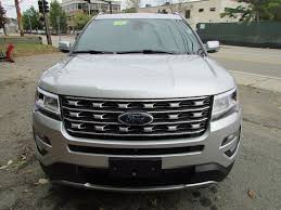 Ford Explorer Body Styles - 2017 new ford explorer limited 4wd at watertown ford serving