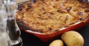 cuisine gratin dauphinois recette gratin dauphinois simplissime facile rapide