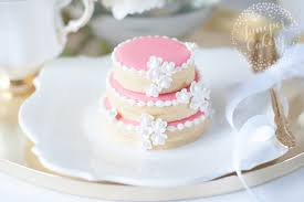 sweet tiers how to create a stacked wedding cake cookies