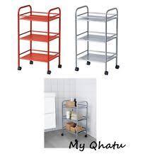 ikea steel kitchen islands u0026 carts ebay
