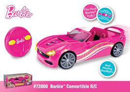 barbie corvette vintage barbie remote control car toy rc convertible vehicle for