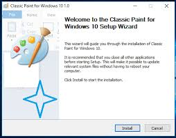 Classic Paint Get Classic Paint Back In Windows 10 Creators Update Guides