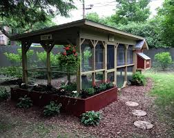 Backyard Chicken Coop Ideas Easy Backyard Chicken Coop Plans Coops Farming And Homesteads
