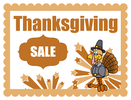 thanksgiving gift cards thanksgiving day sale banner digital clipart art clip holiday