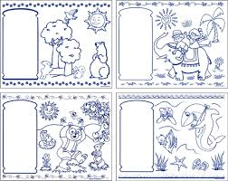 coloring placemats direct source mixed theme 2 color children s placemats for