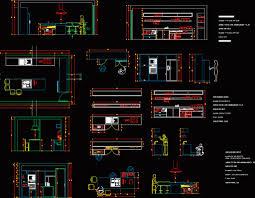 interior layout dwg autocad kitchen design autocad kitchen design interior in drawing