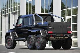 six wheel mercedes suv mercedes based brabus b63s six wheel weezo