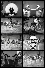 halloween dancing skeleton 98 best creepy cartoons images on pinterest cartoons vintage