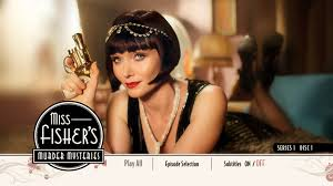 miss fisher hairstyle miss fisher s murder mysteries series 2 dan rofusz