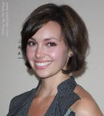 midway to short haircut styles emily o brien easy to style short and midway upon the neckline
