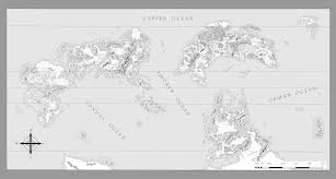 Fantasy World Map by Fantasy World Map Full Size By Mchaven On Deviantart