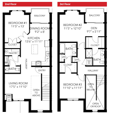 5 Bedroom Floor Plans 1 Story 100 2 Story Home Plans Interior Design 15 1 1 2 Story House