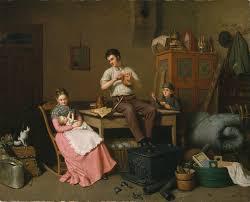 american scenes of everyday life 1840 u20131910 essay heilbrunn