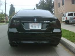 2004 bmw 330i tail lights fs blacked out tail lights pre lci sedan 70 shipped