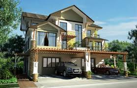Modern Asian House Exterior Designs at Home Design Ideas