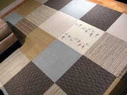 carpet house decor best 25 rug over carpet ideas only on