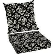 better homes and gardens outdoor patio deep seat cushion set