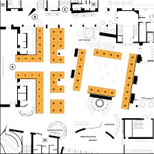 trade show floor plan become an exhibitor designcolumbus 2017