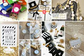 Homemade Decorations For New Year by New Years Eve Sparkle Diy Decorations Decorations For New Years