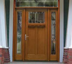 Energy Efficient Exterior Doors Composite Build Entry Doors
