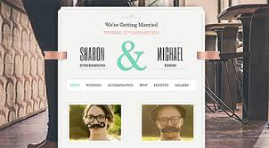 free personal wedding websites create your free personal wedding website wedding guide