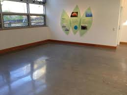 Laminated Wooden Floor Cool Moden Indoor Stamped Concrete Design Ideas Feature Gray