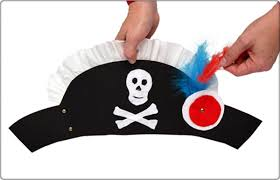 Pirate Halloween Costume Kids 4 Easy Diy Halloween Hat Crafts Kids Complete Costume