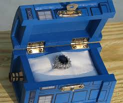 Doctor Who Shower Curtain Who Tardis Jewelry Box
