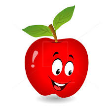 apple cartoon apple cartoon illustration free vectors illustrations graphics