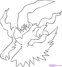 pokemon coloring pages darkrai 5 arterey info