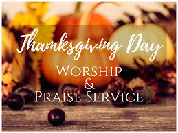 thanksgiving day worship praise service berean gwinnett