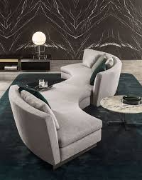 Best  Round Sofa Ideas On Pinterest Contemporary Sofa - Table sofa chair