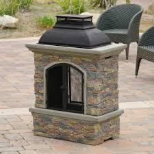 Sale Chiminea Furniture Interesting Chiminea For Outdoor Fireplace Ideas