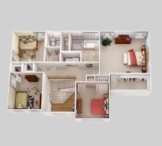 New Home Floor Plans Free by D Apartment Floor Plans Studio House Plan Bedroom Plans Andrea